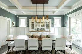 dining room pendant lighting sets the mood in an eclectic oregon