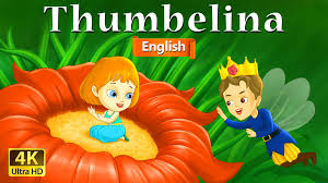 thumbelina story bedtime story for kids animated stories 4k