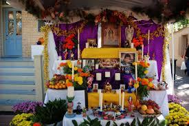 Dia De Los Muertos Halloween Decorations El Dia De Los Muertos In San Antonio 2014