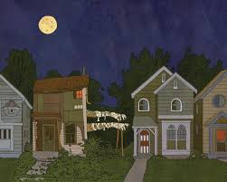 Zombie House Zombies In Your Neighborhood The Boston Globe