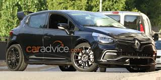renault clio 2017 2017 renault clio rs 16 spied photos 1 of 8
