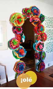 How To Make Mexican Paper Flowers - 17 best images about tissue paper crafts on pinterest pumpkin