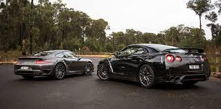 vs porsche 911 turbo 2015 nissan gt r premium v porsche 911 turbo comparison review