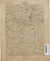 Topographic Map Of Michigan by Lowell Michigan Map Michigan Map