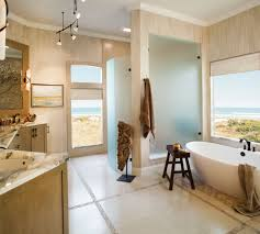 contemporary beach bathroom u2014 del mar designs
