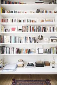 White Bookcase Ideas Pristine White Bookshelves Darbylanefurniture