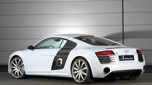white audi r8 wallpaper download 1920x1080 bb audi r8 v10 plus back wallpaper