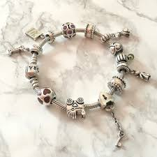 silver necklace pandora beads images How to remove tarnish from silver jewellery my pandora bracelet fix jpg