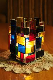 best 25 candle lamp ideas on pinterest blue glass bottles