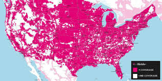 Gsm Coverage Map Usa by Usa Visitor Sim Card Stay Connected With Mobell