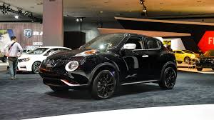 black nissan 2017 nissan juke black pearl is a limited run compact crossover
