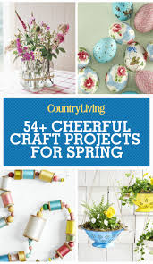 50 fun spring craft ideas u2013 easy spring crafts and projects