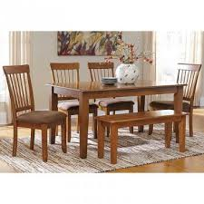 rent to own ashley berringer 6 piece dining room set rent one