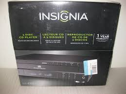 insignia home theater amazon com insignia 5 disc cd changer home audio u0026 theater