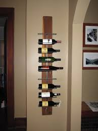 wine rack cabinet insert in how to build a wine rack in a