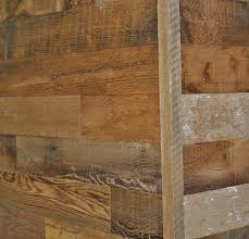 diy reclaimed barn wood outside corner trim in brown or grey to