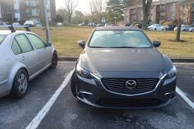 mazda home the 2017 mazda 6 gt stopping traffic and getting attention