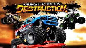 free download monster truck racing games monster truck destruction universal hd gameplay trailer youtube