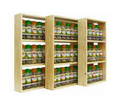 Wall Mount Spice Racks For Kitchen Kitchen Over The Door Spice Rack Wall Mounted Spice Rack