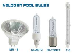 common light bulb types about pool light bulbs