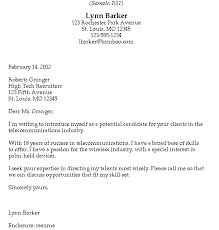 fancy sample cover letters to recruiters 78 about remodel download