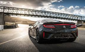 acura supercar avengers acura nsx may add convertible type r variants news car and