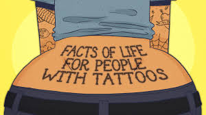 facts of life for people with tattoos youtube
