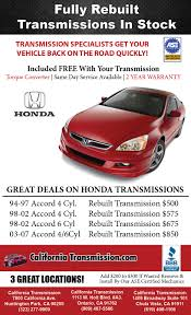 honda transmissions acura transmissions mega sale today