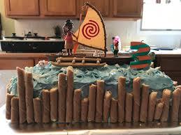 easy diy gluten free moana birthday cake birthday themes
