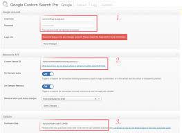 wordpress search layout how to configure the google custom search wordpress plugin wp buddy