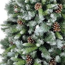 frosted christmas tree snowtime 6ft frosted glacier artificial christmas tree