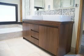 Vanity Units And Basins Henley Park Farm Barn Bespoke Solid Walnut Vanity Unit Duravit