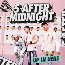 5 up photo album up in here single by 5 after midnight on apple