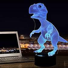 3d Lamps Amazon 3d Visual Lamp Optical Illusion Led Night Light Elsley Amazing 7