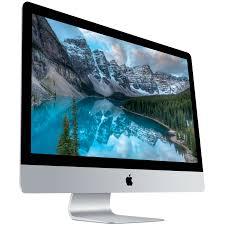 ordinateur de bureau apple pas cher apple imac 27 pouces avec écran retina 5k mne92fn a ordinateur