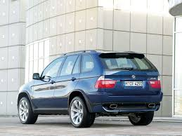 Bmw X5 V8 - automotive database bmw x5 e53