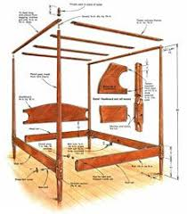 4 Bed Frame A 4 Poster Bed Is Not As Difficult As It Seems At