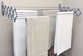 accordion clothes drying rack everbilt accordion wall mount laundry drying rack expandable wall mounted accordion style in addition to stunning wall mounted clothes drying