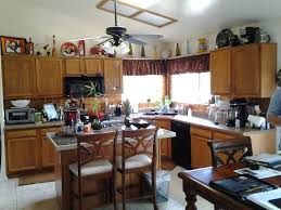 farmhouse kitchen decorating ideas kitchen appealing yellow wall painted color schemes in vintage