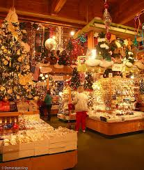 bronner s keeps the lights on for santa in frankenmuth michigan