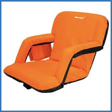 top 10 best portable cushion stadium seats in 2018 reviews