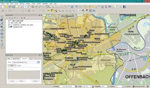 Iso Map Qgis Read Label Data In Html Frame Geographic Information