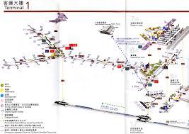 Map International Hong Kong International Airport Gate Map Image Gallery Hcpr