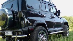 uaz hunter 2014 779 uaz hunter tuning russian cars youtube