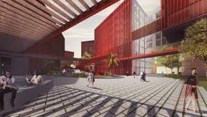 gallery of mccullough mulvin architects designs university
