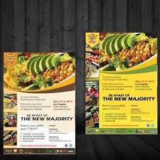 cuisine industrie cuisine design industrie frais flyer for the sabor food
