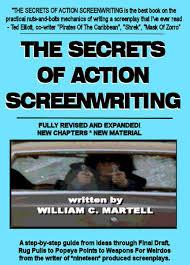 screenwriting tip william martell greatest