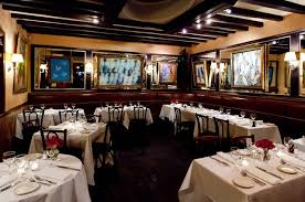 Executive Dining Room Restaurants The Walman Report