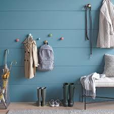 Blue Entryway Table by Diy Entryway Decor Martha Stewart