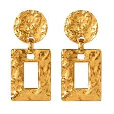 pictures of gold earrings products tagged gold earrings ben amun